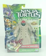 NEW NINJA TURTLES 2014 RAPH IN DISGUISE ACTION FIGURE,  4+, 5in Boys & Girls G1