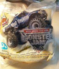 2004 Wendy's Kids Meal Monster Jam Blue Thunder    NIP unopened B2