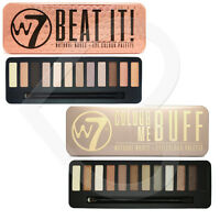 W7 Eye Shadow Palettes New Releases! Choose your eyeshadow pallet
