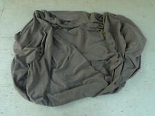 Bean Bag Chair 6' Round - Cover and Liner - Gray - No fill