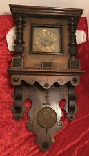 Regulator, Wanduhr, Pendeluhr, Freischwinger,Kienzle Uhrwerk, D.G.M.S