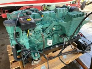 Volvo Penta AD41P-A Diesel Engine