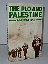 The PLO and Palestine by Abdallah Frangi third world studies middle east history
