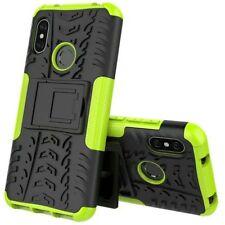 For Xiaomi Mi A2 /Mi 6X Hybrid Case 2 Pieces Outdoor Green Case Cover New