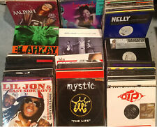 "Pick ANY (3) 1990s - 2000s 12""  Hip Hop Rap Soul Singles RECORDS 3 for $9.99"