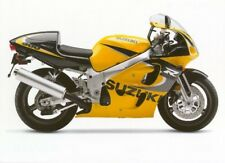 SUZUKI TOUCH UP PAINT KIT GSXR600 99 YELLOW AND BLACK .
