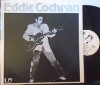 EDDIE COCHRAN ~ Legendary Masters ~ GATEFOLD 2 x VINYL LP + BOOKLET