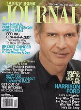 Ladies Home Journal magazine Harrison Ford Elizabeth Dole Online parental tips