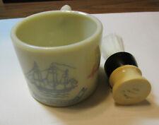 New ListingVintage Early American Old Spice Shaving Mug With Brush
