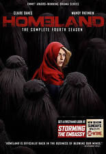 Homeland: Season 4 DVD BRAND NEW DVD!