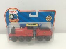 Thomas & Friends Wooden Railway - James -  Brand New & Sealed