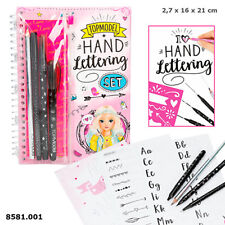 Depesche TOP Model Handlettering Schönschreibset 8581 Calligraphie Buch Stifte