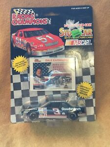 1/43 #3 DALE EARNHARDT GOODWRENCH 5 TIME CHAMP 1992 RACING CHAMPIONS 1/43