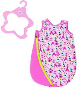 Baby Born Sleeping Bag for Dolls with Hanger