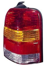 2012 Ford Escape passenger tail light