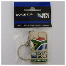 Rugby World Cup RWC 2011 South Africa Player Key Ring
