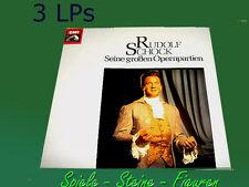 RUDOLF SCHOCK - SEINE GROßEN OPERNPARTIEN LP Sammlung