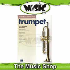 "New ""Essential Songs for Trumpet"" Music Book - 130 Songs for Trumpet"