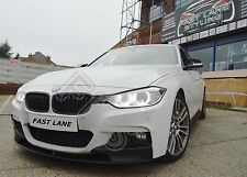 BMW 3 SERIES 2011+ F30 F31 M PERFORMANCE PACKAGE FRONT DIFFUSER SPLITTER
