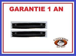 2X FIXATIONS PATIN TOIT OUVRANT Compatible Pour PEUGEOT 307 406 407