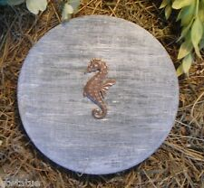 Gostatue MOLD  abs plastic tiny seahorse small stepping stone  mold  mould