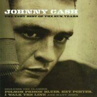 JOHNNY CASH - VERY BEST OF SUN YEARS  CD NEW!