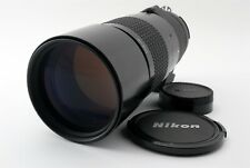 *Near Mint* Nikon Ai-s Ais NIKKOR 300mm f/4.5 Telephoto F Mount Lens from Japan