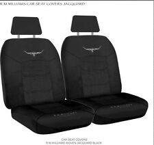 Rm Williams Car Seat Covers Front Seats