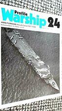 PROFILE WARSHIP #24: HMS FURIOUS: AIRCRAFT CARRIER 1917-1948: PART II 1925-1948