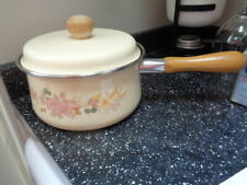 BOOTS HEDGE ROSE LIDDED SAUCEPAN