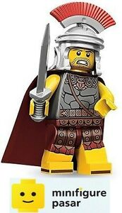 Lego 71001 Collectible Minifigure Series 10: No 3 - Roman Commander - New SEALED