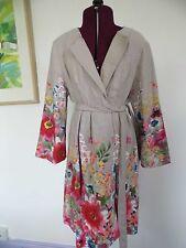 lovely floral Nomads coat size S