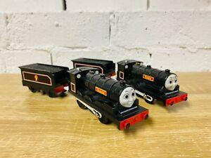 Donald & Douglas - Thomas Battery Operated Trackmaster Motorised TOMY Trains