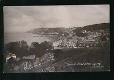 Wales Glamorgan Glam MUMBLES General view from quarry pre1919 PPC