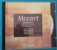 MOZART REQUIEM  (CD) Ref 1323