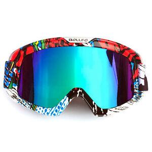 Motorcycle Off-Road Racing Goggles ATV Dirt Bike Eyewear Motocross MTB Glasses