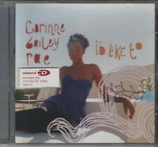 CORINNE BAILEY RAE  I'd like to    4 TRACK CD NEW - NOT SEALED