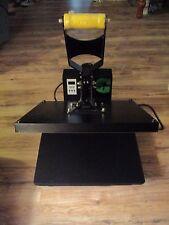 Digital Clamshell Heat Press Transfer T Shirt Machine 16x20 many extras included