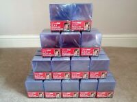 "1000 Toploaders/Top Loaders 3 x 4"" ULTRA PRO *NEW/SEALED* Pokemon/Yu-Gi-Oh/MTG!"