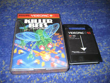 G 7000 Philips Videopac 52 + Killer Bees Philips Videopac G7000 G7400
