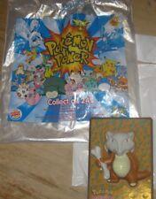 2000 Pokemon Burger King Kids Meal Toy - Marowak