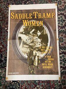 Saddle Tramp Women ~ Original Movie