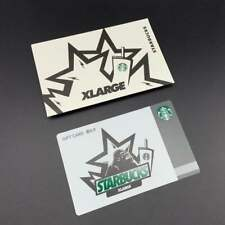 Starbucks card 2019 China XLARGE Super Bigger Gift Card Limited release