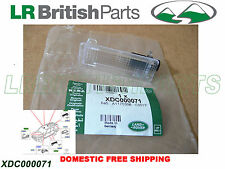 GENUINE LAND ROVER INTERIOR LAMP RANGE ROVER LR3 SPORT LR4 LR2 NEW XDC000071