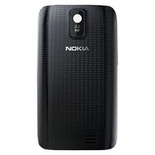 Batteria Originale Genuina Custodia Posteriore Per Nokia Asha 308 Nera