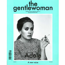 The GENTLEWOMAN 3,ADELE,Fatima Bhutto,Mabel van Oranje,Vanessa Bruno,Alasdair Mc