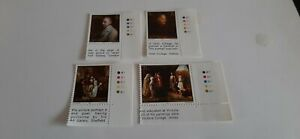 1983 Jersey Walter Ouless Paintings  Stamps
