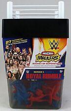 Royal Rumble Mini Figure Bucket WWE Toy Wrestling Figures Free Shipping