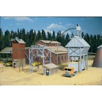 Walthers Cornerstone Series Kit HO Scale Sawmill Outbuildings