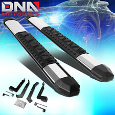 "FOR 2002-2009 DODGE RAM 2DR STANDARD CAB LIGHT WEIGHT 5""ALUMINUM NERF STEP BARS"